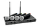 Omnitronic UHF-104 Wireless Mic System